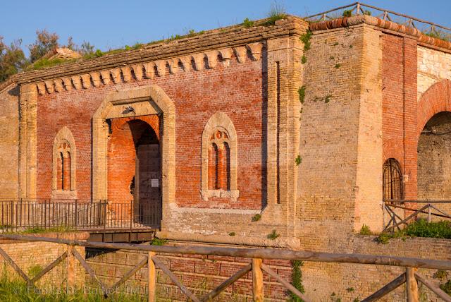Forte Altavilla — Porte