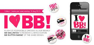 bb - FREEBIES - [ENDED] FREE Bobbi Brown Badge + BB Cream packette!
