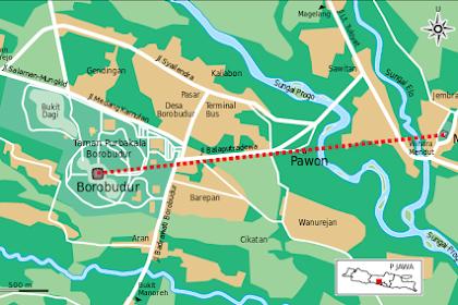 Sejarah Candi Borobudur, Pendiri, Letak, Gambar & Asal Usul Berdirinya Borobudur [Lengkap]