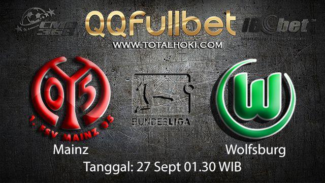 Prediksi Bola Jitu Mainz vs Wolfsburg 27 September 2018 ( German Bundesliga )