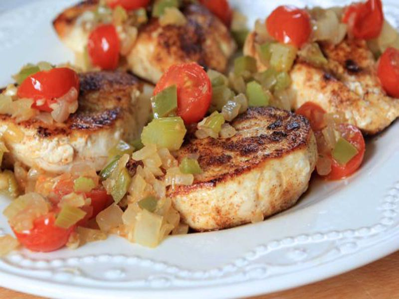 Breast chicken recipe sauteed