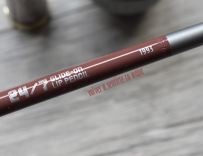 Labial y lápiz de labios Nude 1993 de Urban Decay