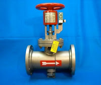 Electron Machine Isolation Valve