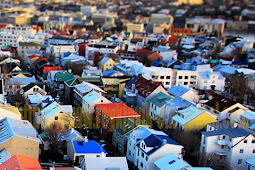 Reykjavik Iceland From Time To Time