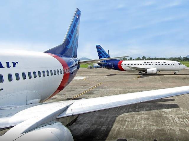 Sriwijaya Air Tawarkan Program Keliling Nusantara Sepuasnya Hanya Rp 12 Juta