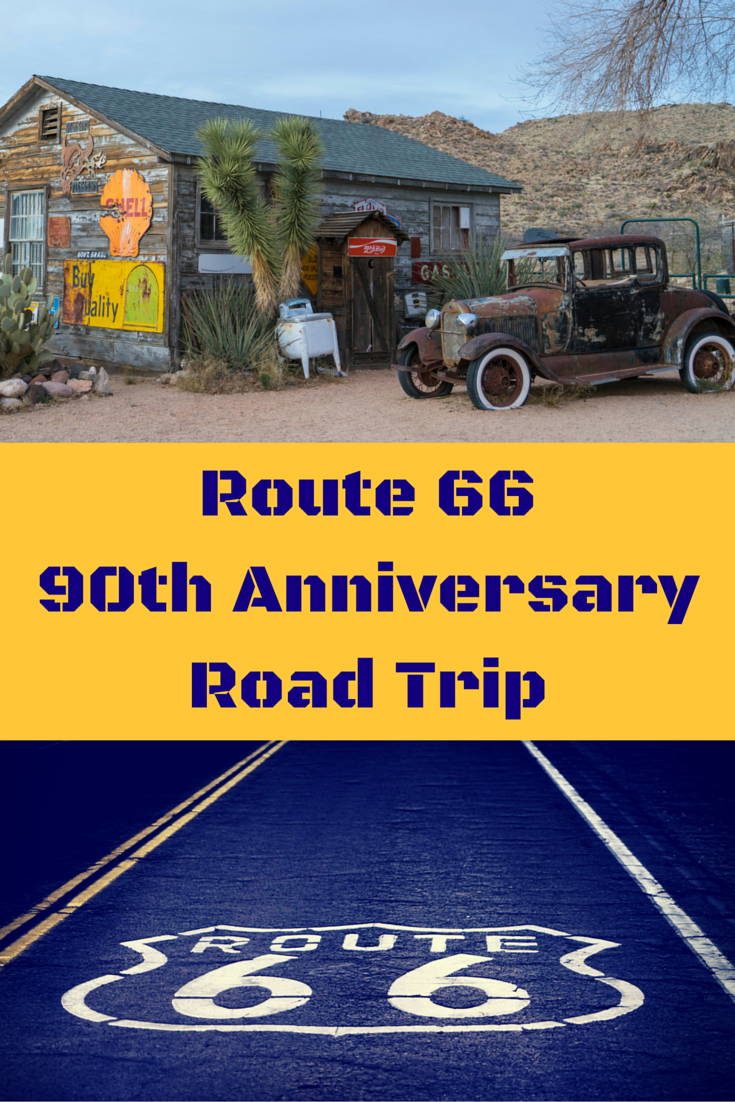 Happy 90th anniversary to route 66 travel the world for Where to go for anniversary trip