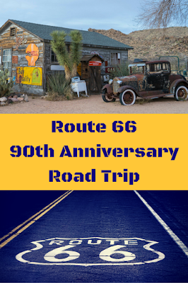 Travel the World: The history of Route 66, which celebrates its 90th anniversary in 2016.