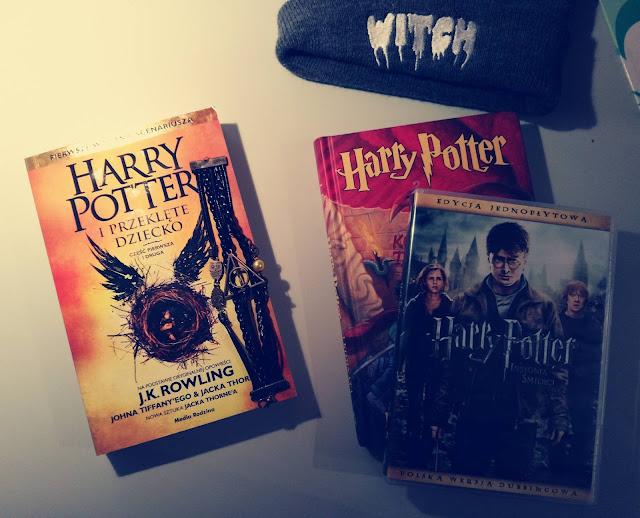 Wielki powrót Harrego ♡ - Harry Potter i Przeklęte Dziecko - Recenzja ♡