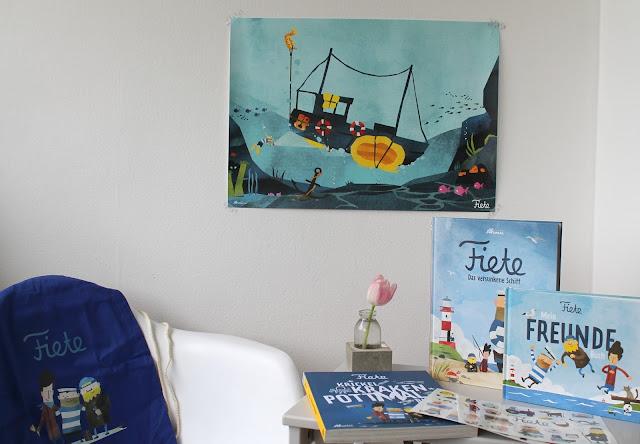 Fiete Kinderbuchtipp Verlosung Jules kleines Freudenhaus