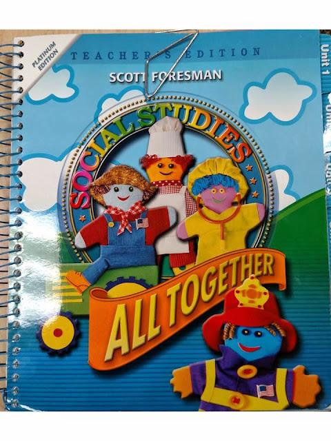 social studies all together social studies text book