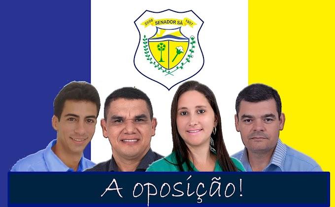 Vereadores de Senador Sá abordam assuntos na rádio Liberdade Fm 90.3 da cidade de Granja.