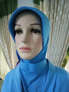 Kerudung PSR, Jilbab PSR