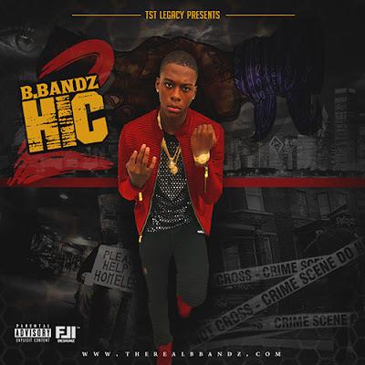 "B.Bandz - ""HIC2"" Mixtape | @therealBBandz / www.hiphopondeck.com"
