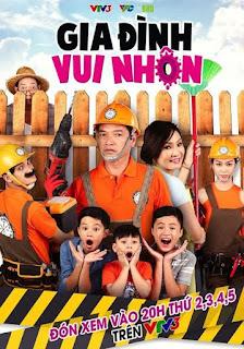 Gia Đình Vui Nhộn Việt Nam