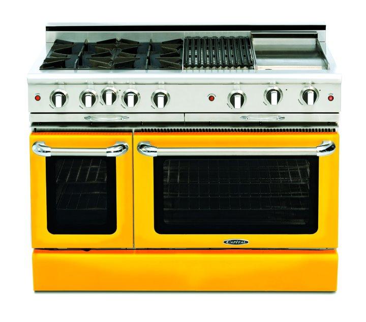 Kitchen Appliance Color Trends  Photos