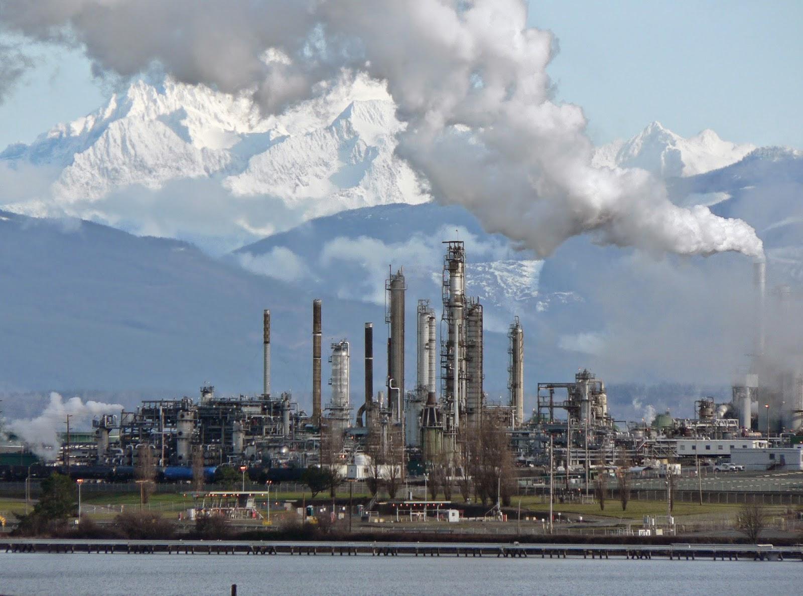 Campos de Petróleo: O Refino do Petróleo ( Petroleum Refining )