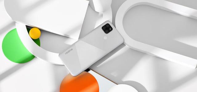 إطلاق REALME V3 5G  كارخص هاتف ذكي 5G في السوق