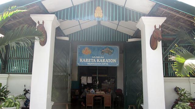 Museum Kareta Yogyakarta