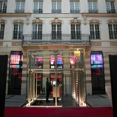hotel di design kube hotel paris
