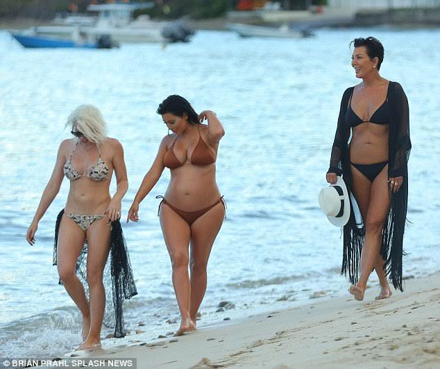 Chris Jenner Naked