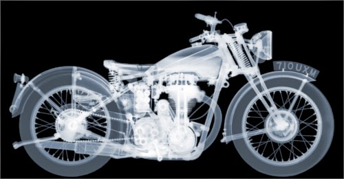 00-Matchless-Motorbike-Nick-Veasey-X-ray-Images-Mechanical-Musical-www-designstack-co