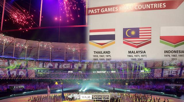 Inikah SEA Games Paling Buruk Dalam Sejarah? 7 Negara Dibikin Kesal Sama Malaysia