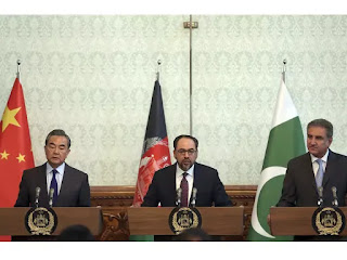 China pledges to help Afghanistan and Pakistan bridge divisions