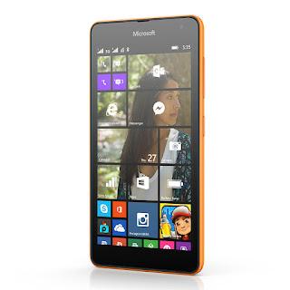 Harga HP Microsoft Lumia 535