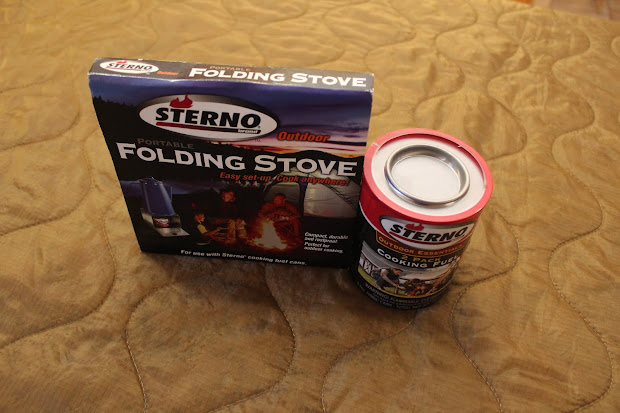 Point Resource Sterno Portable Folding Stove