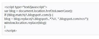 blogspot tetap berakhiran dot com