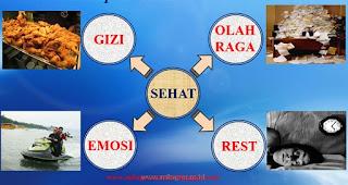 faktor internal kesehatan pada tubuh