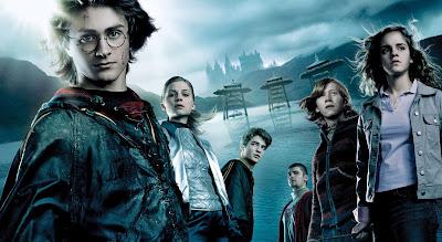 Parada Temporal: Harry Potter e o Cálice de Fogo (Harry Potter and ...
