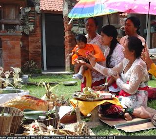 Syarat-syarat dan Aturan dalam Pelaksanaan Yajña - Materi Hindu kelas XI