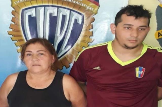 Familiares de concejal del PSUV implicados en el secuestro de los 3 estudiantes de la UCAT