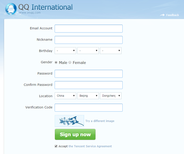 Qq create account - Stellar coin exchange