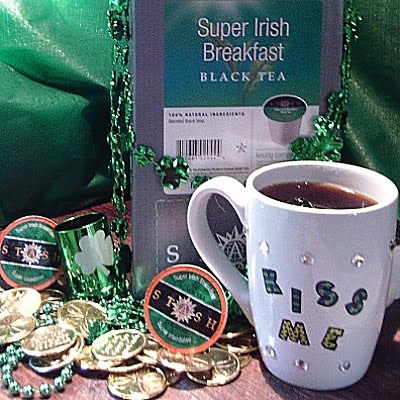 St. Patrick's Super Irish Breakfast Tea Giveaway