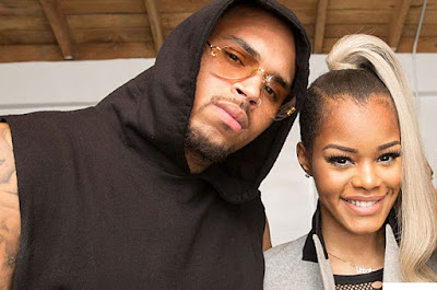 Teyana Taylor ft.Chris Brown-Freak on
