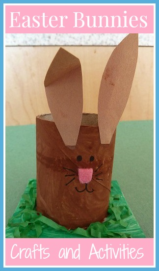 Toddler Things Easter Bunnies Crafts Activities And Resources