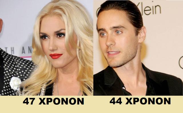 Δείτε πόσο χρονών είναι 13 πασίγνωστοι Celebrities