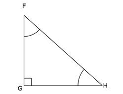 jumlah besar sudut segitiga