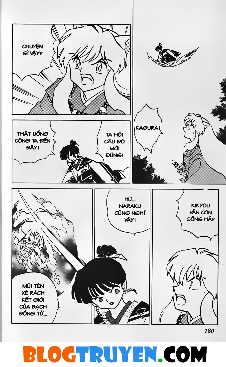 Inuyasha vol 31.10 trang 13