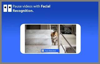 عجيب ... هذا التطبيق يقوم بتوقيف اي لعبة او فيديو عندما لا تنظر لشاشة الهاتف