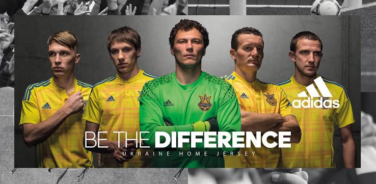 Jersey Ukraina EURO 2016