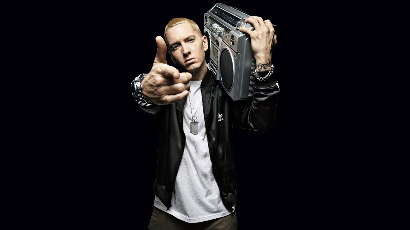 You're Never Over - Eminem: testo tradotto - Traduzione in italiano