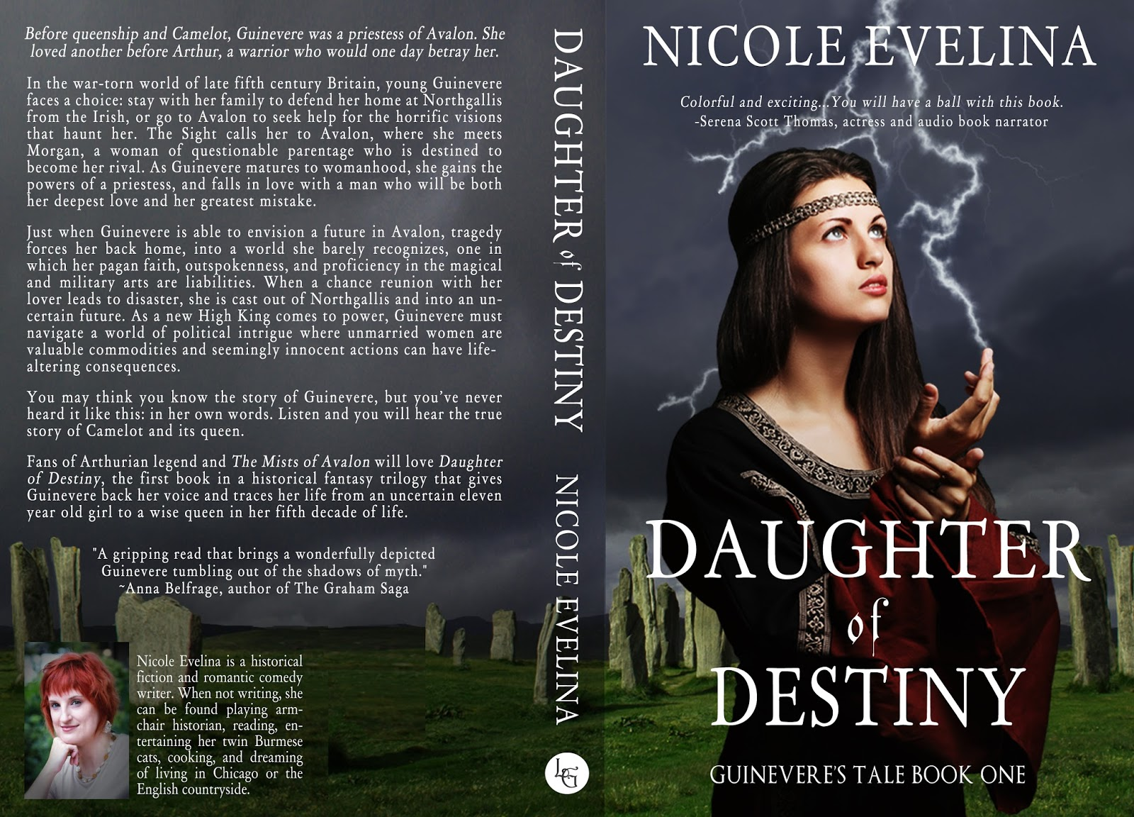Daughter of Destiny (Guinevere's Tale)