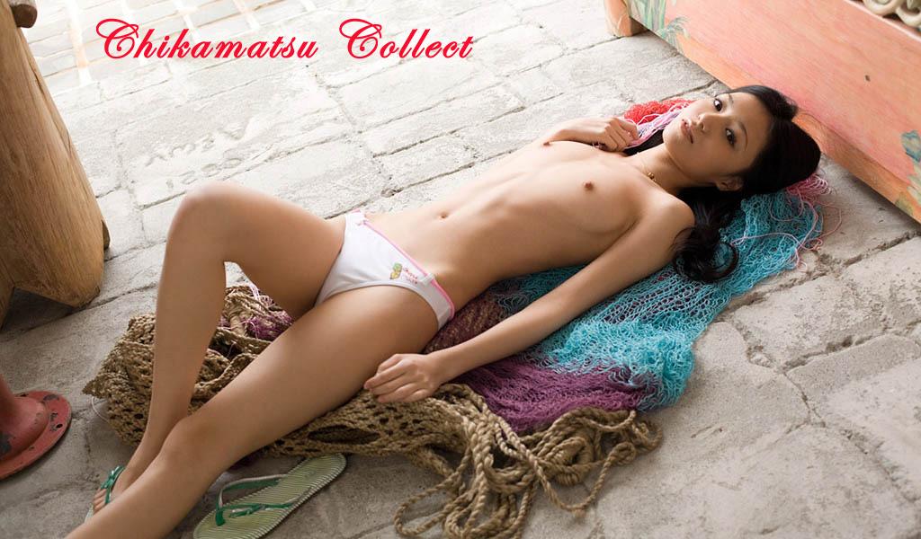 JAPANESE MODEL nude #8
