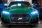 Cookin' with Carbon: ABT Sportsline Unleashes 530-HP Audi RS5-R