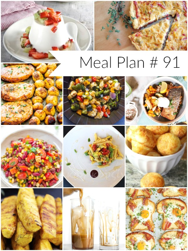 Weekly Meal Plan # 91 - Ioanna's Notebook