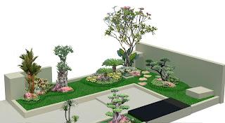Desain Taman Surabaya 71 - www.jasataman.co.id