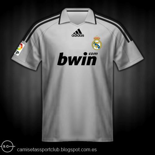 d0f35b279505d La camiseta del Real Madrid a lo largo de la historia   GOL digital